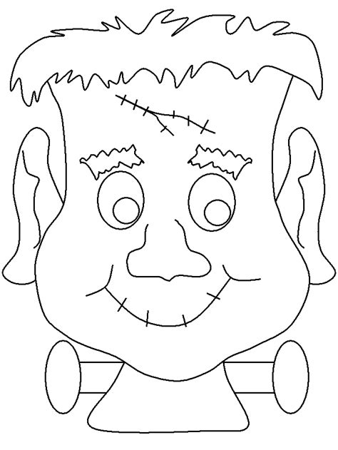 frankenstein coloring pages coloring pages coloring pages to print