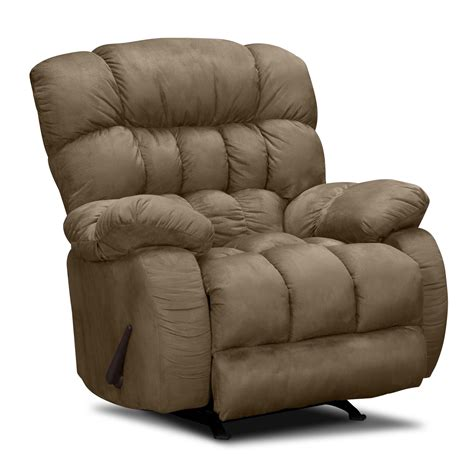 rocker recliners on sale sonic rocker recliner value city furniture
