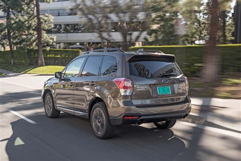 2017 subaru forester 2 0xt touring first test review 2017 subaru forester 2 0xt touring first test motor trend canada