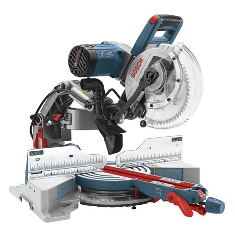 Lowes Patio Bench Shop Bosch 10 In 15 Amp Bevel Sliding Compound Miter Saw