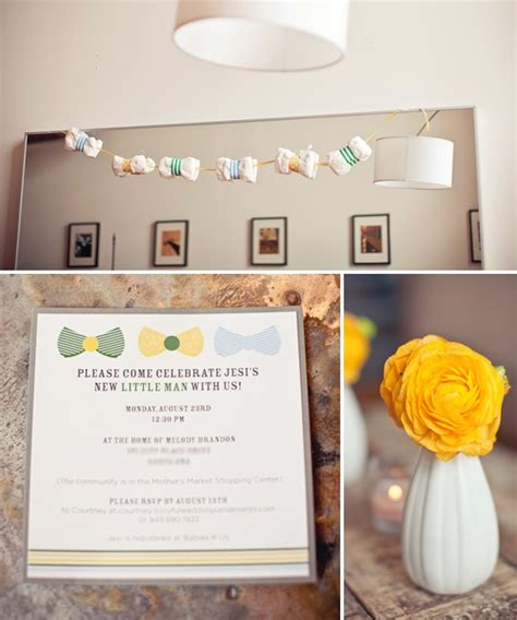 Bow Tie Baby Shower Ideas by Baby Shower Bow Tie Theme For Boy Ideas