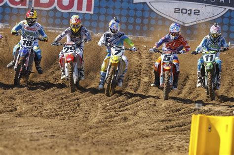 motocross racing tv schedule 2013 motocross tv schedule announced motocross racer x