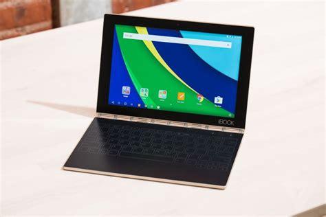 tablet pc revolusioner lenovo book dengan touch keyboard futuristik winpoin