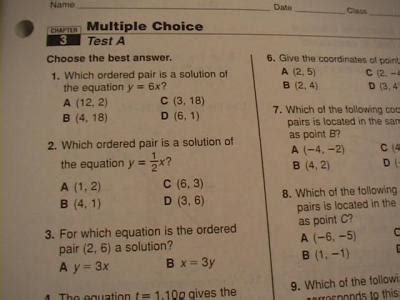 holt mathematics course 3 answers holt mathematics course 3 section quizzes and chapter