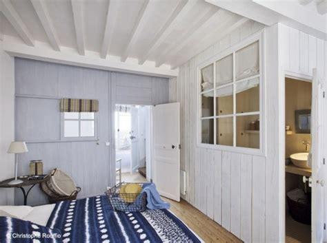 chambre style bord de mer pour ou contre la salle de bain ouverte sur la chambre