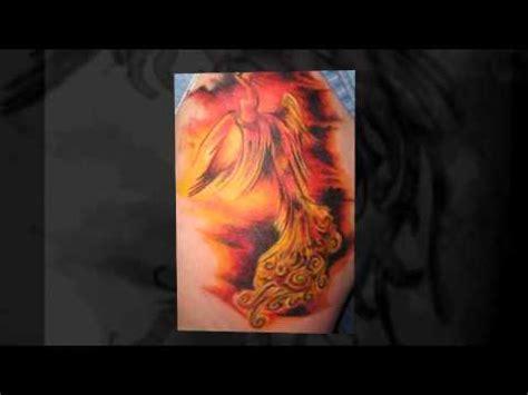 phoenix tattoo youtube phoenix tattoos designs youtube