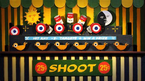 Duck Shoot Brings The Experience Of The Carnival To Your Home by It S To Hit A Moving Target