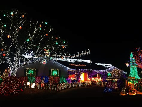 A List The Best Christmas Lights In St George 2015 St Lights Utah