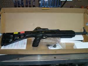 Hi point firearms hi point 995 9mm carbine nib high point sub rifle