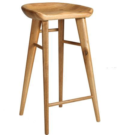 Timber Kitchen Stools by Best 25 Wooden Bar Ideas On