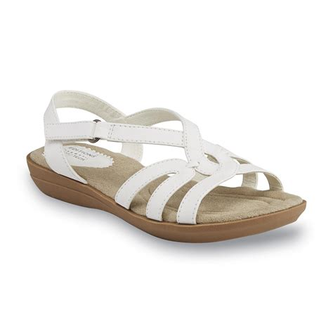 kmart womens sandals womens strappy sandal kmart
