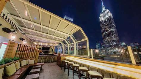 top bars in new york top of the strand rooftop bar in new york nyc