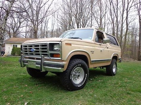 1983 Ford Bronco by 1983 Ford Bronco Frame Width