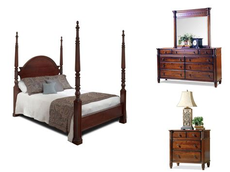 bedroom furniture discounts durham furniture mount vernon architect 4 piece palladian