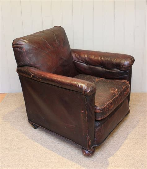 Armchair Antiques by 1920s Leather Armchair Antiques Atlas