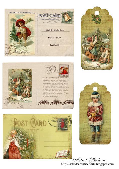 printable postcard paper uk vintage tags and postcards free printables pinterest