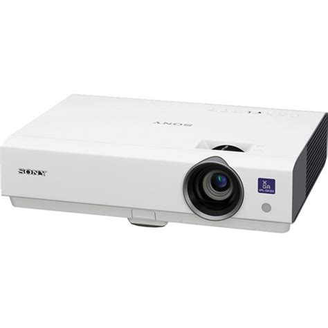 Projector Sony Dx 127 sony vpl dx120 2600 lumens xga mobile projector vpl dx120 b h