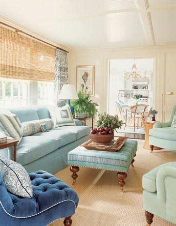 still room for more coastal living room
