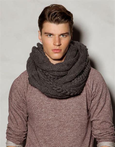 tejido bufanda de hombre las 25 mejores ideas sobre bufandas para hombre en