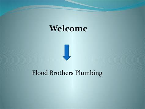 Flood Brothers Plumbing by San Fernando Valley Sewer Solution By