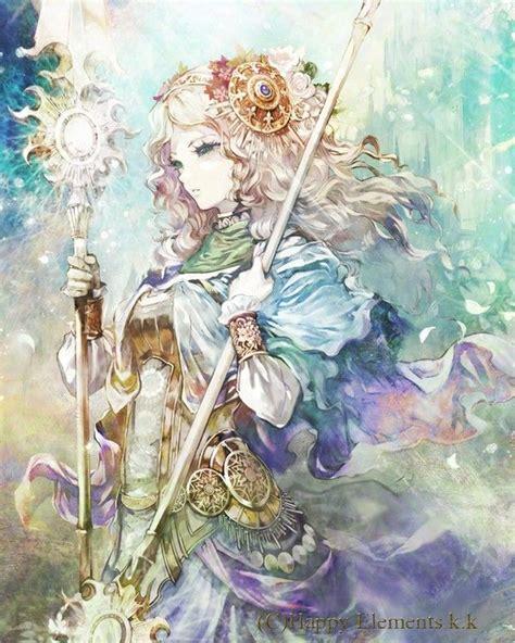 anime princess princess aquiria anime art character anime manga