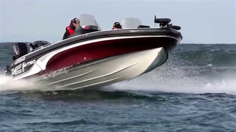 boat manufacturers ratings nitro boats 2015 zv18 and zv21 multi species performance