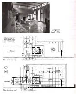 frank lloyd wright style house plans architraveler