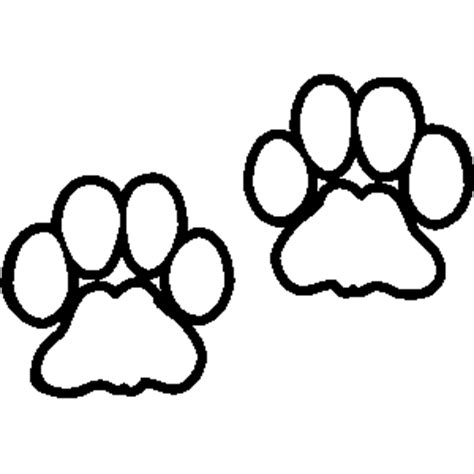 Bobcat Paw Print Outline by Adidas Custom Products Login