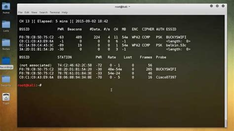 tutorial php cli wifi wireless security tutorial 5 sniffing from the