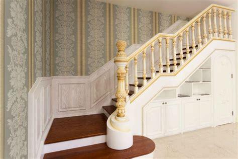 Antique Banister 21 Elegant Wood Stair Railing Design Ideas Pictures