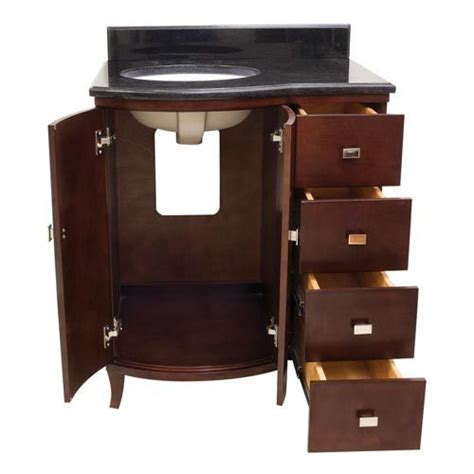 jeffrey alexander bathroom vanities hardware resources shop van067 t vanity mahogany