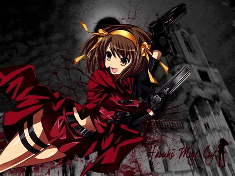 wallpaper anime crossover crossover anime wallpapers hd download