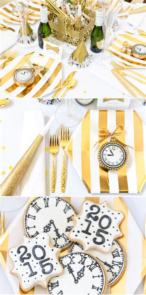 new year favors ideas decoart entertaining new year s