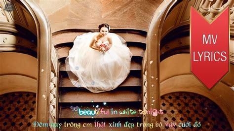 beautiful bosson lyrics hd kara vietsub beautiful in white shane filan lyrics kara vietsub