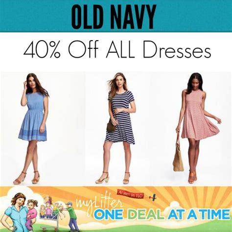 old navy coupons no exclusions old navy 40 off all dresses no exclusions