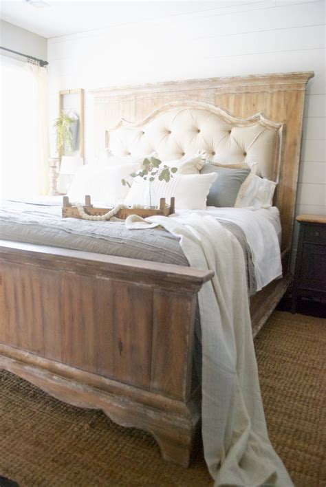 how to style a bed plum pretty decor design co my french country farmhouse