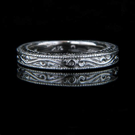 filigree solitiare engagement ring the by