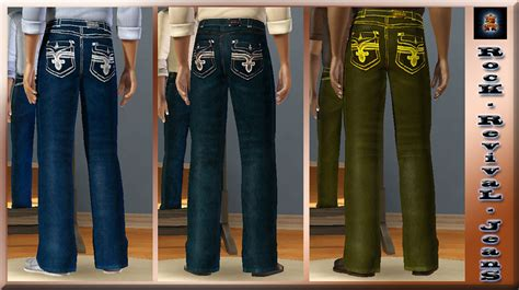 Rok Jins mod the sims rock revival