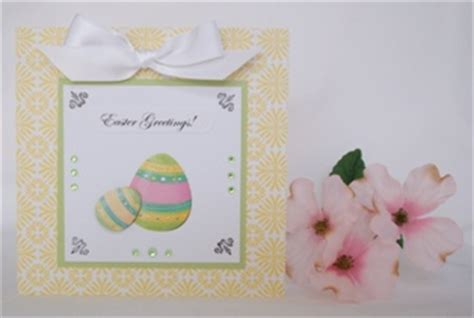 Handmade Easter Card Ideas - handmade easter card ideas and many exles of handmade cards
