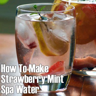 How To Make Flavored Detox Water by 17 Best Images About Flavored Water Recipes On