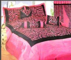 seventeen gigi comforter set seventeen gigi comforter set 3 pc pink black leopard