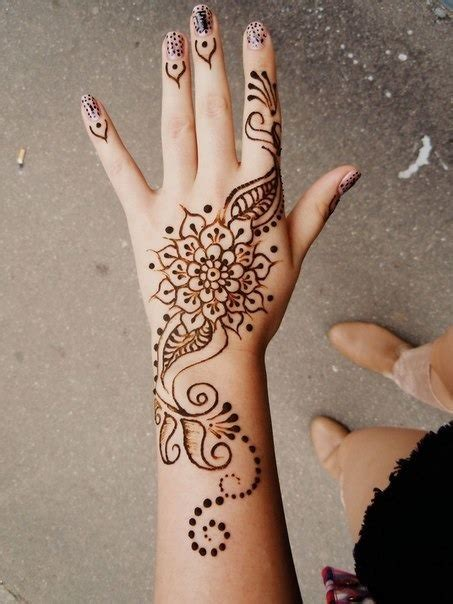 tattoo henna simple henna tattoos