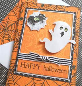 photo halloween cards ideas for making elegant homemade halloween cards family