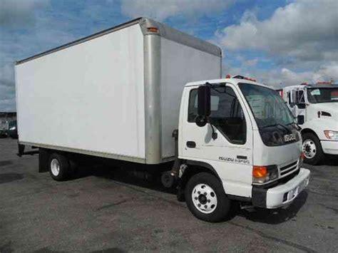 isuzu npr hd 2005 box trucks