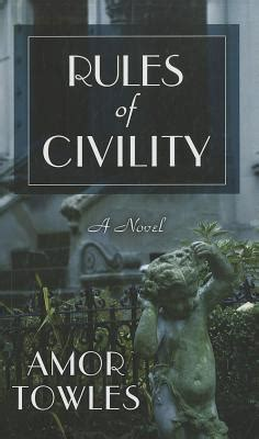 nemesis thorndike reviewers choice rules of civility thorndike reviewers choice large
