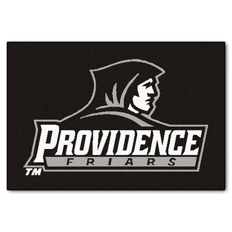 fanmats ncaa providence college black 1 ft 7 in x 2 ft