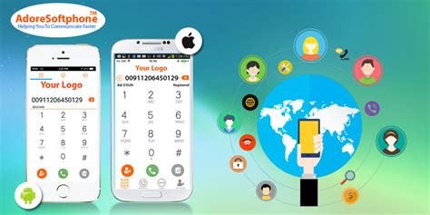 mobile voip for pc customized mobile softphone for voip calling business