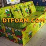 Sofa Karakter Keropi sofa bed inoac karakter kartun keropi untuk anak dtfoam