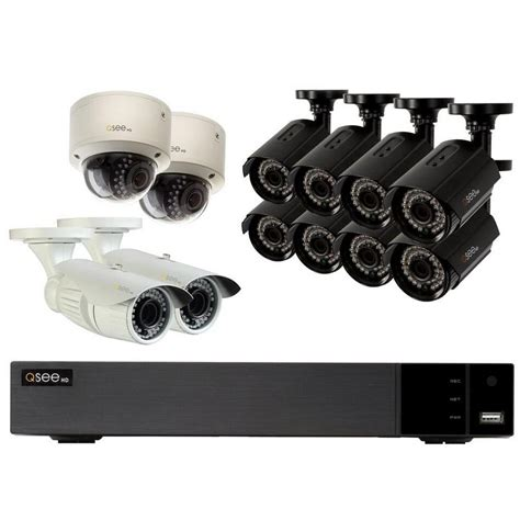 q see 16 channel 1080p 2tb surveillance system with