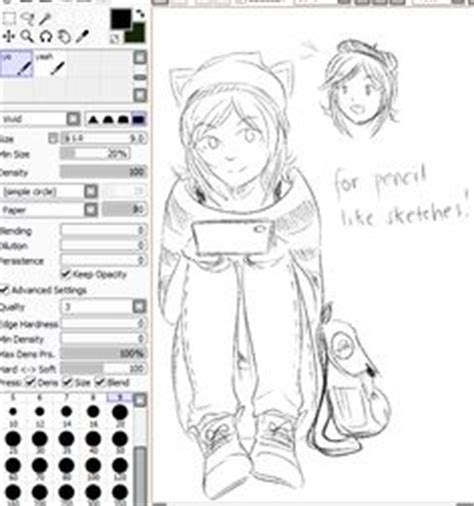 paint tool sai huion draw a shapes pictures and search